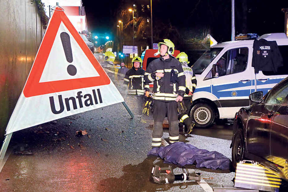Trauriger Trend: Immer mehr Unfallfahrer hauen einfach ab