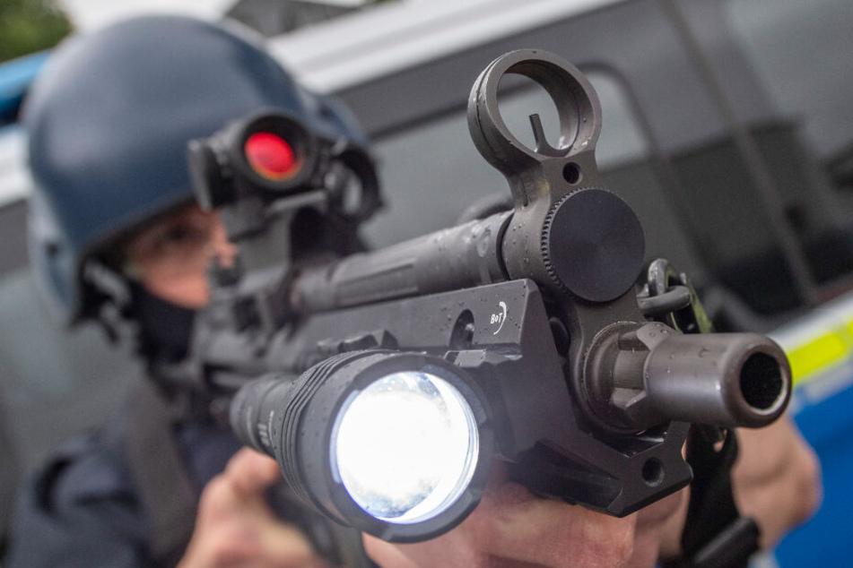 SEK-Skandal: Ermittler finden Maschinenpistole und massenweise Munition