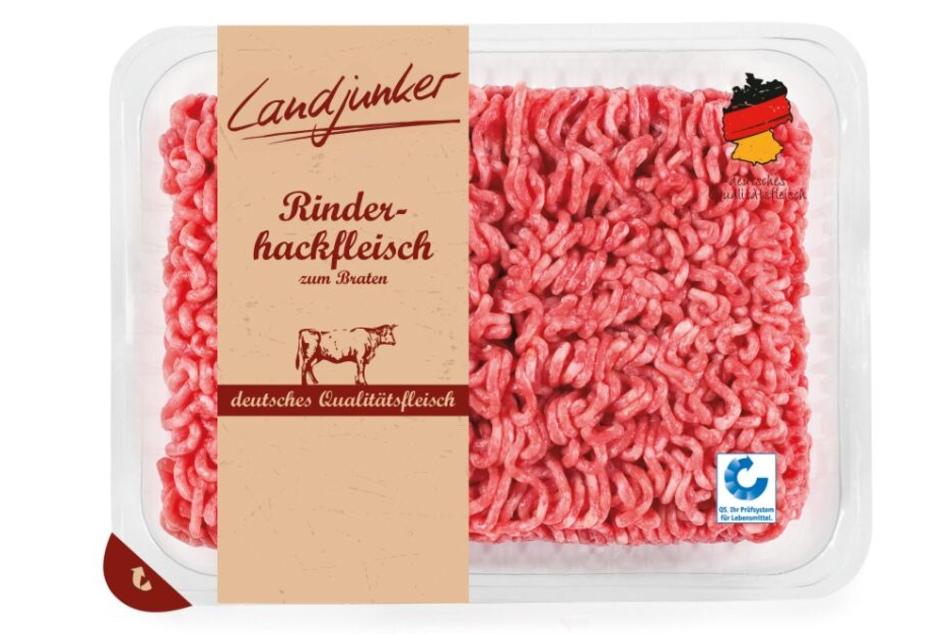 Dieses Hackfleisch solltet ihr derzeit nicht kaufen.