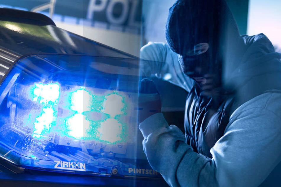 Ein Einbrecher hat bei einem Versuch in eine Wohnung einzudringen seinen Ausweis verloren. (Symbolbild)