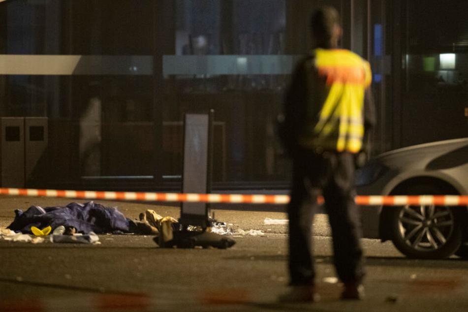 Bluttat vor Tempodrom in Berlin: Was steckt dahinter?
