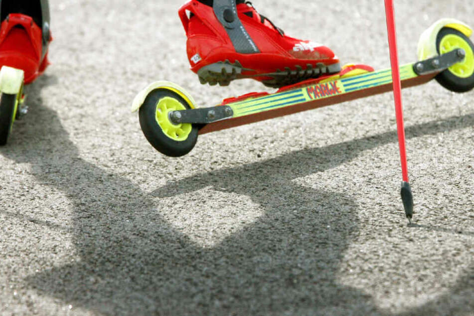 Wintersport der Zukunft? Ruhpolding testet Sommer-Biathlon