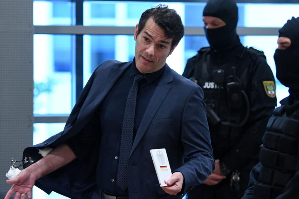 """Versuchter Mord: Prozess-Marathon gegen Ex-""""Mister Germany"""" geht weiter"""