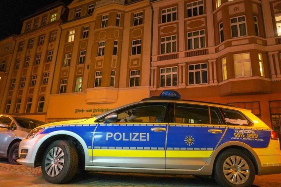 In diesem Haus auf der Karl-Marx-Straße in Bautzen geschah die schreckliche Bluttat.