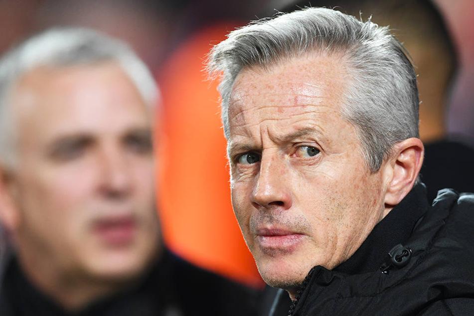 Jens Keller wird der neue Trainer des Fußball-Zweitligisten FC Ingolstadt 04.