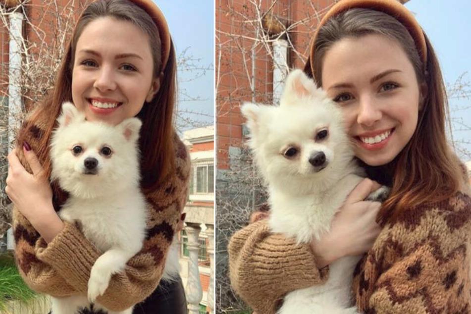 Coronavirus: Nicht ohne meinen Hund! Frau bleibt freiwillig in China