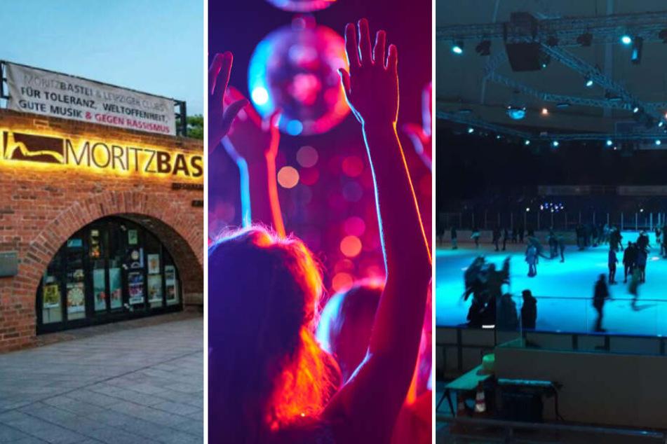 Tischtennis, Eisdisco, Tapas: Das ist am Samstag in Leipzig los