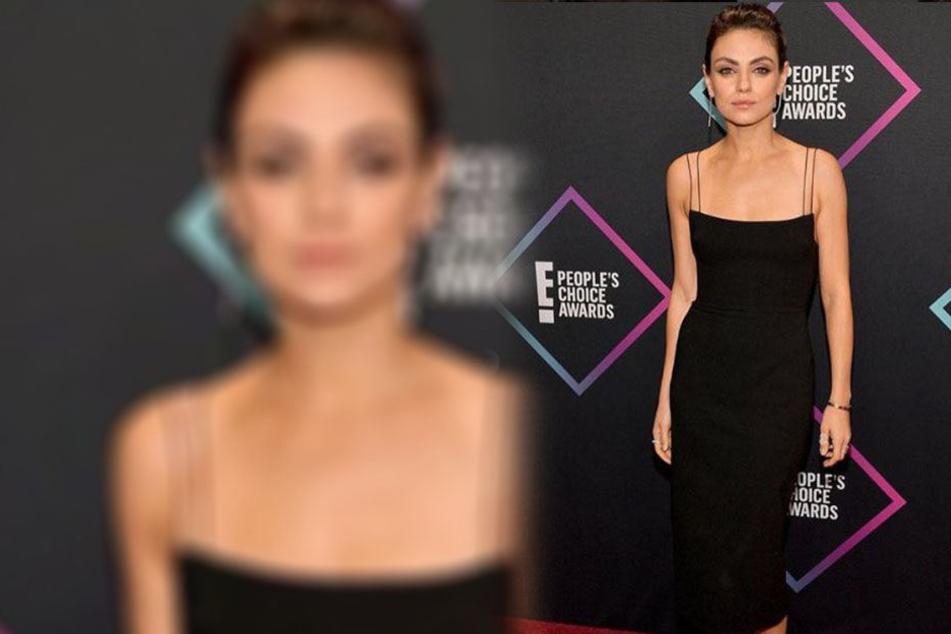 "Schock bei den ""People's Choice Awards"": Mila Kunis total abgemagert!"
