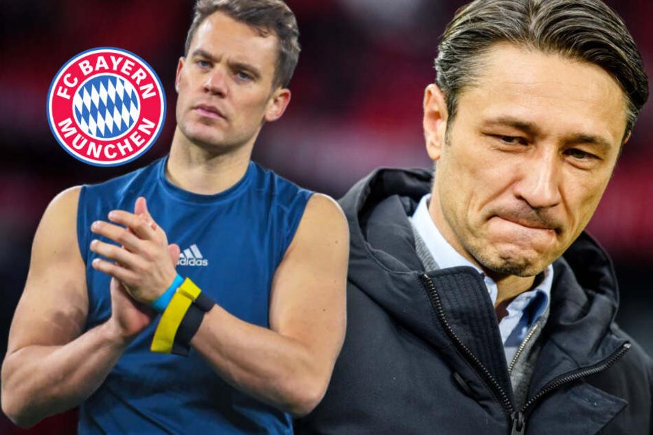 """Bayern vor Duell mit Hertha BSC: Kovac will nicht """"rumheulen"""", Neuer wackelt"""