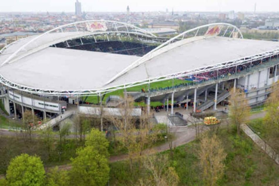 Die Red Bull Arena soll in den kommenden Monaten und Jahren einige Veränderungen durchlaufen.