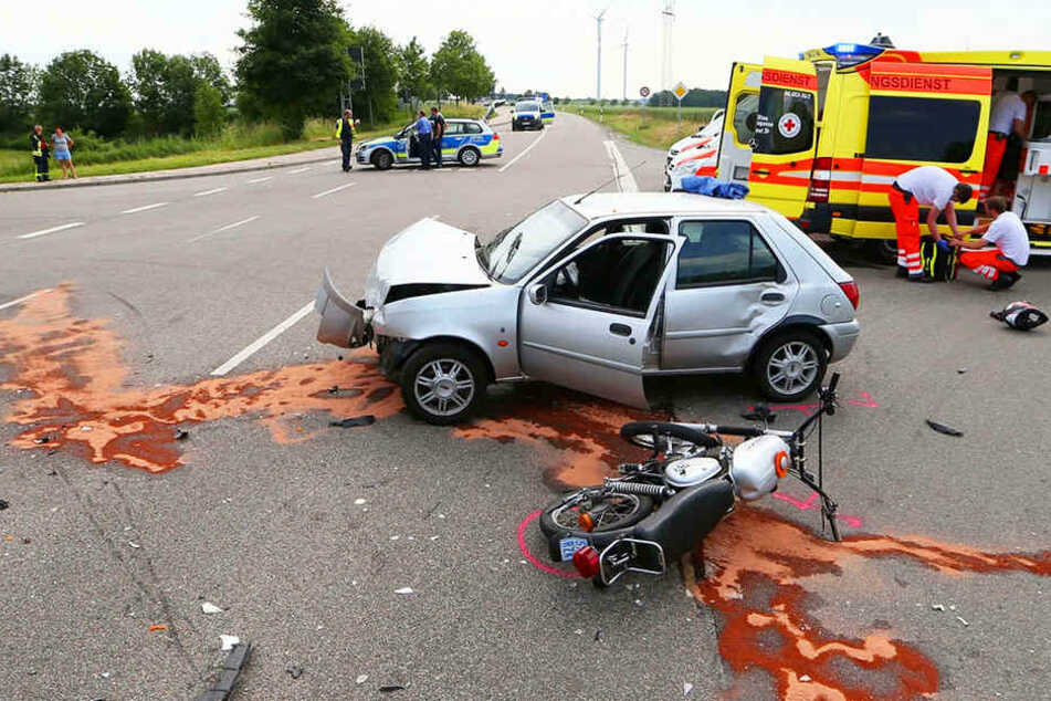 Fünf schwere Unfälle binnen kurzer Zeit: Diese Kreuzung ist brandgefährlich