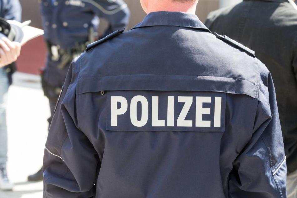 In Rothnaußlitz wurde ein Beamter bei einem Einsatz der Polizei verletzt. (Symbolbild)