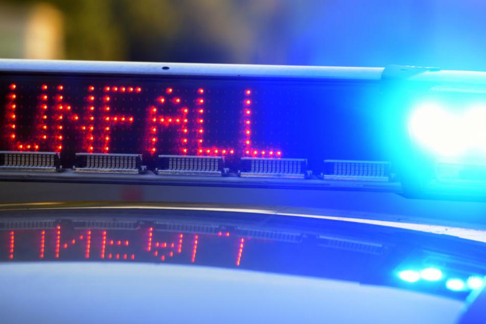 In Bayern kam es in der Nacht von Freitag auf Samstag zu Unfällen. (Symbolbild)