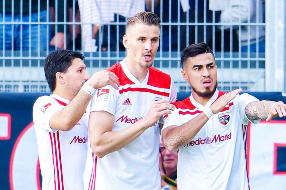 Auswärtssieg! Ingolstadt gewinnt erstes Relegationsspiel gegen Wehen Wiesbaden