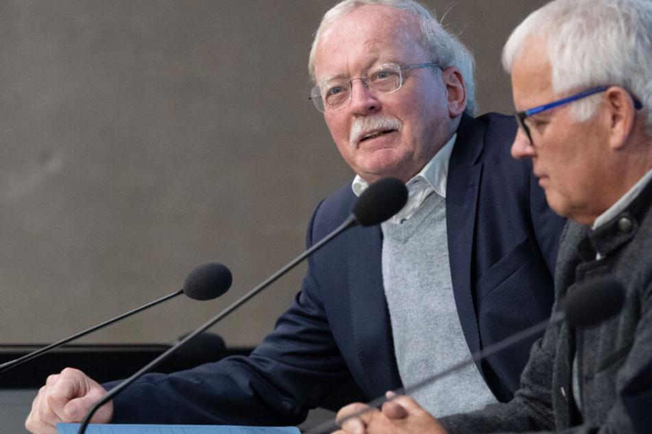 Parlamentarier der AfD zieht vor Gericht, weil er Verfassungsbruch wittert