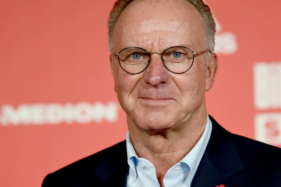Karl-Heinz Rummenigge schließt weitere Abgänge beim FC Bayern München nicht aus.