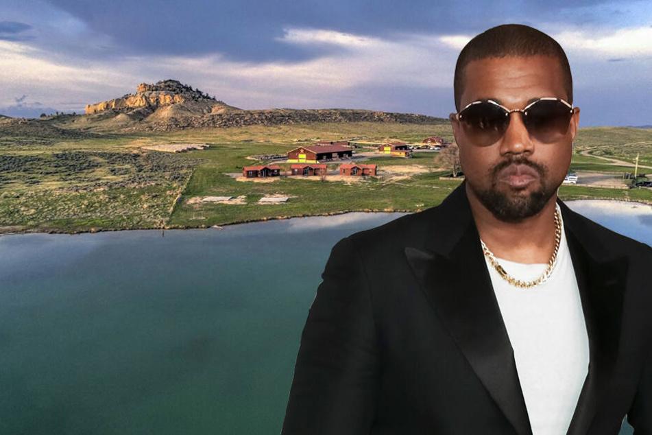 14 Millionen Dollar wert! Kanye West gönnt sich riesiges Anwesen