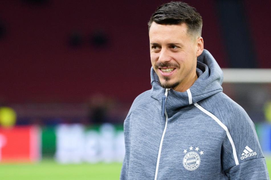 Sandro Wagner (32) peilt eine Karriere als Trainer an.