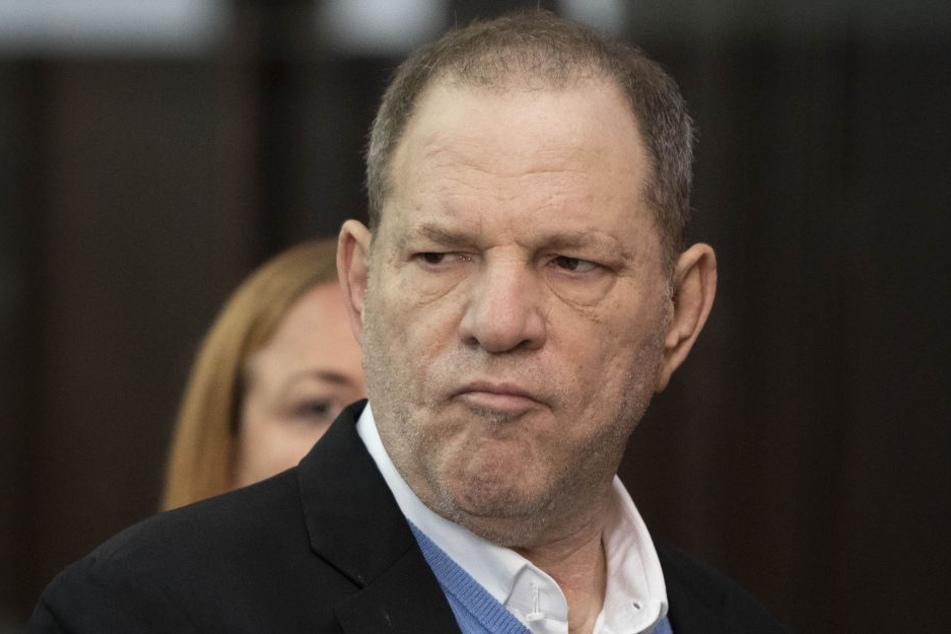 Die Anschuldigungen gegen Kevin Spacey waren im Herbst 2017 nach den Missbrauchsvorwürfen zu Harvey Weinstein (Bild) bekannt geworden.