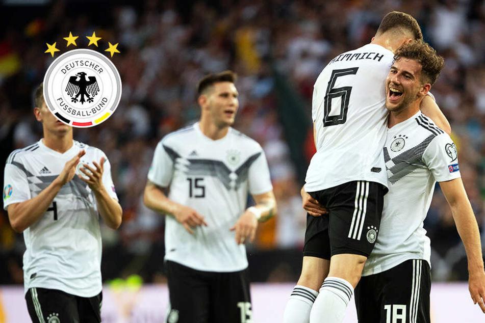 Spielrausch: DFB-Team mit furiosem Kantersieg gegen überfordertes Estland!