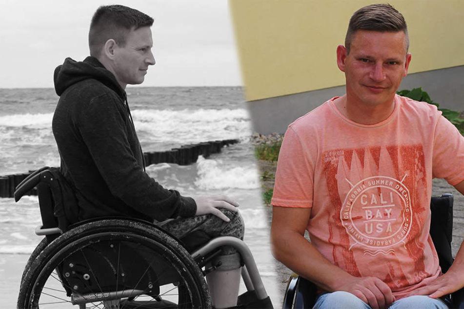 Rico sitzt nach Amokfahrt im Rollstuhl und hat sehnlichen Wunsch