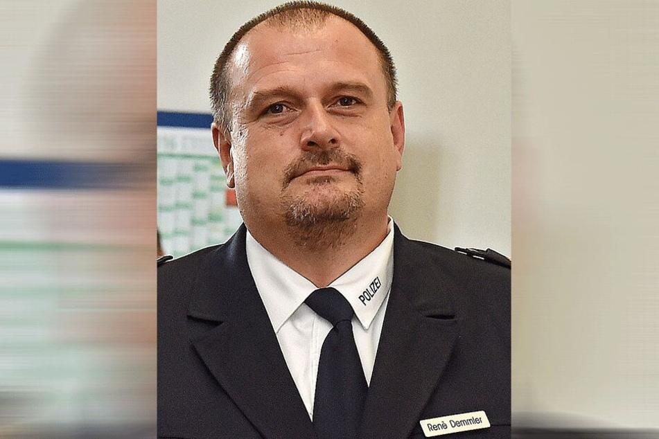 Polizeidirektor Renè Demmler (47) äußert sich zu der neuen Einordnung (Archivbild).