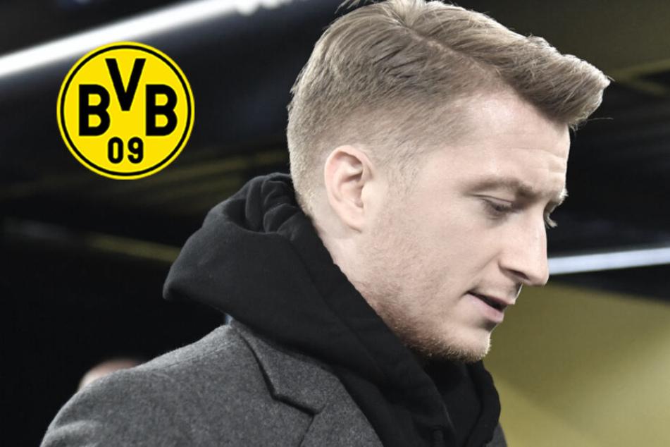 BVB-Kapitän weiterhin verletzt: Das große Reus-Rätsel um sein Comeback