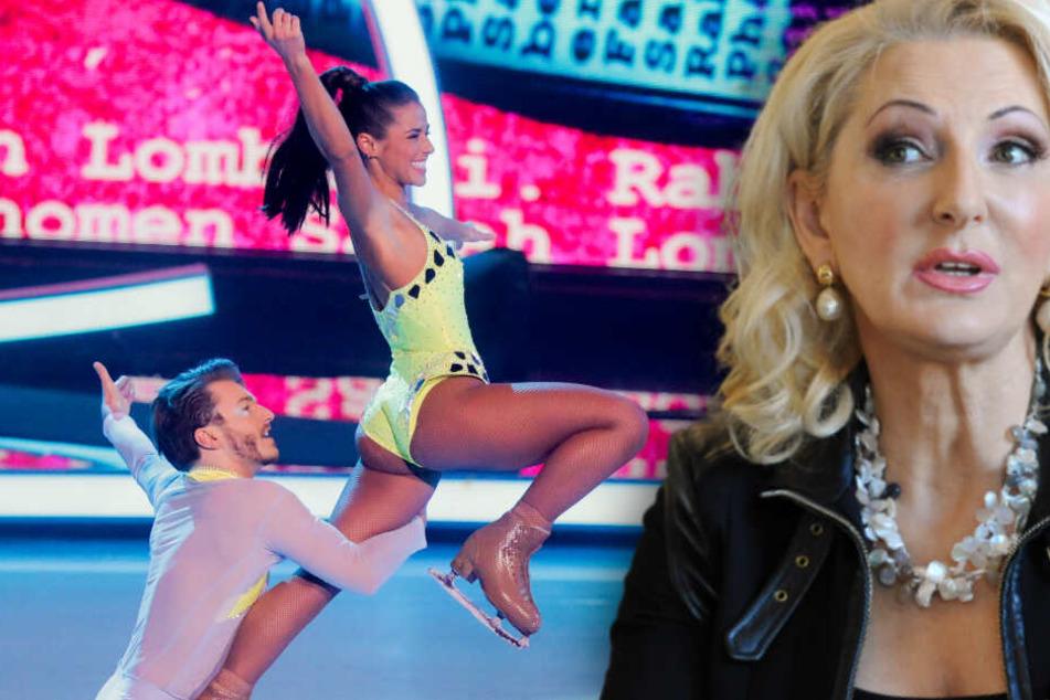 Désirée Nick macht nach ihrer Kritik an Sarah Lombardi nun einen Schritt auf sie zu. (Bildmontage)