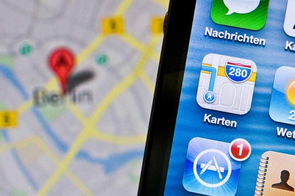 Bei Google Maps könnten bald auch Blitzer live angezeigt werden.