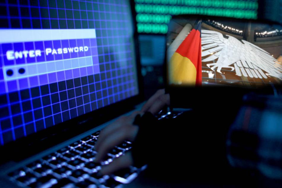 Hacker-Angriff auf deutsche Promis! Auch private Daten von Merkel geklaut