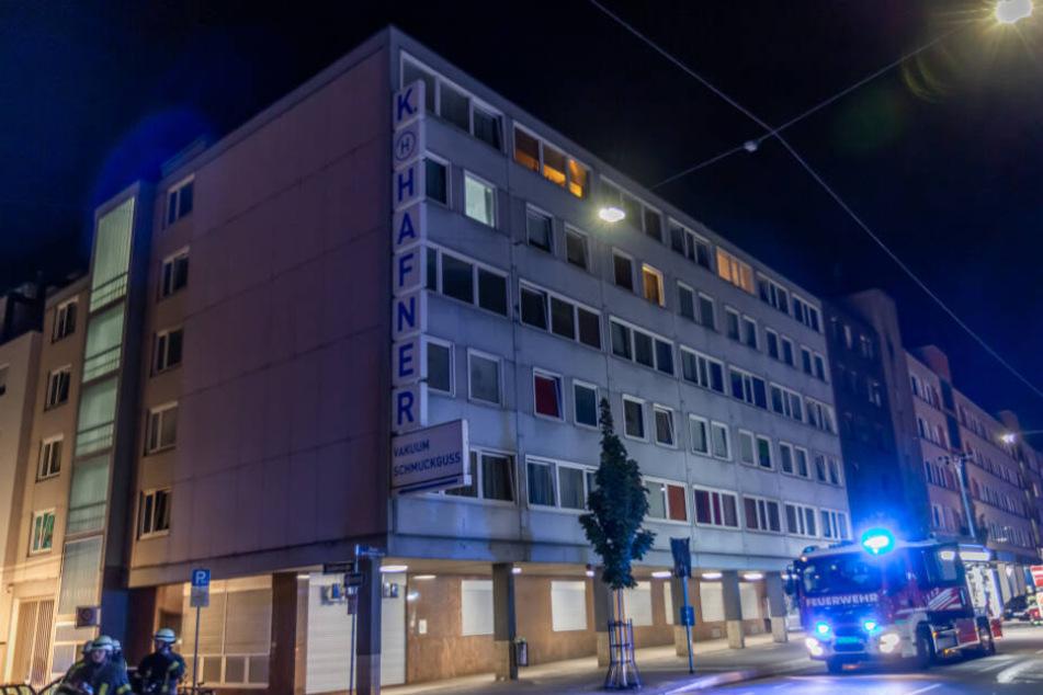 Nach Feuer in Mehrfamilienhaus: War es Brandstiftung und versuchter Mord?