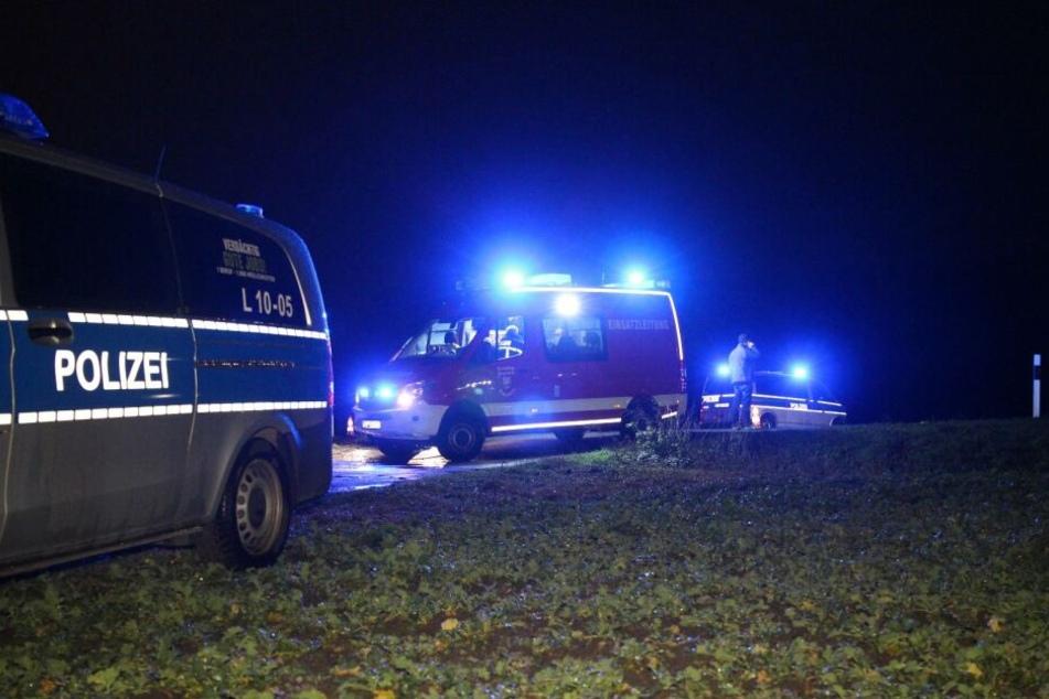 Westlich von Leipzig wurde schon wieder eine Weltkriegsbombe gefunden.