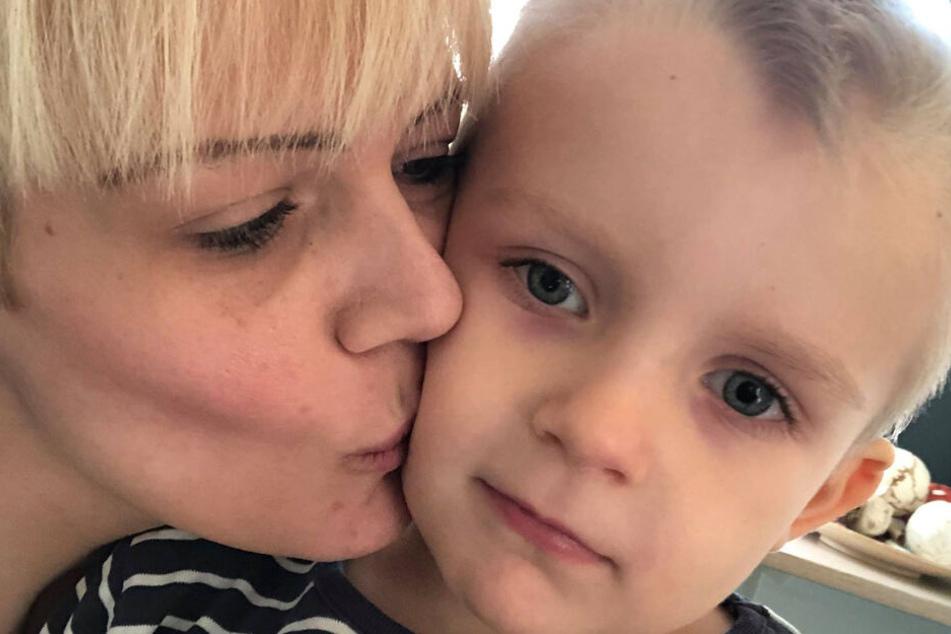 Familie Föber will den Kampf gegen die Krankheit nicht aufgeben.