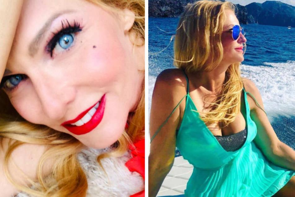 """""""Blass-blonde Visage"""": Sonya Kraus disst sich heftig selbst"""