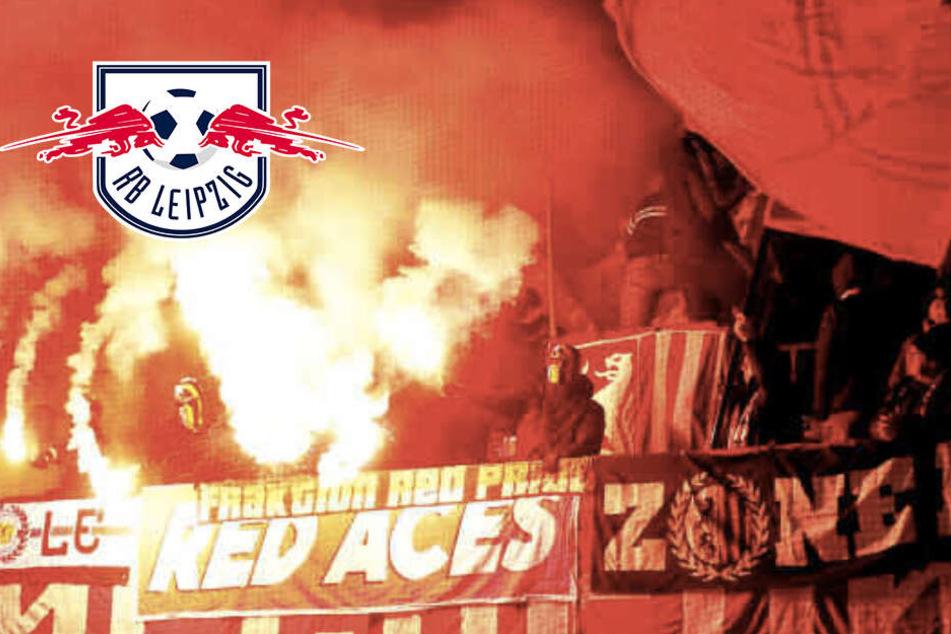 Wegen Pyro im Stadion: RB Leipzig spricht Hausverbote aus