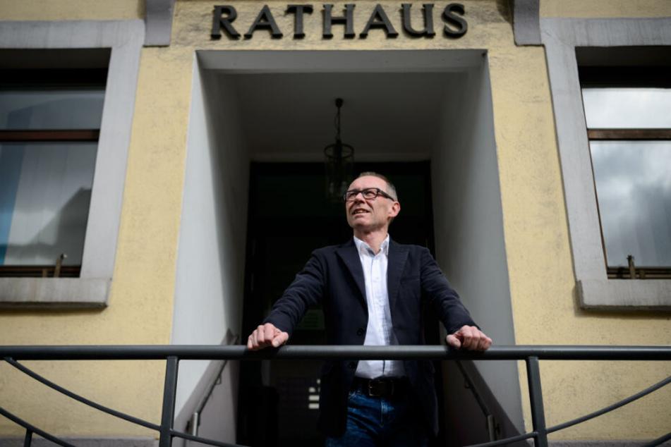 20 Jahre lang war Ebert Rathaus-Chef.