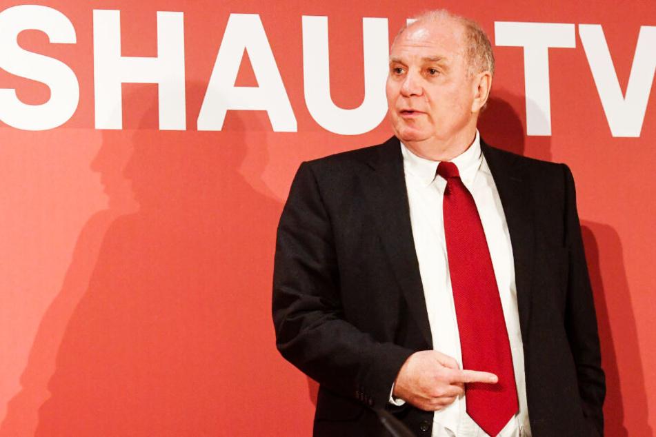 Der SV Sandhausen hat auf eine Aussage von Uli Hoeneß im Rahmen seiner Verabschiedung reagiert.