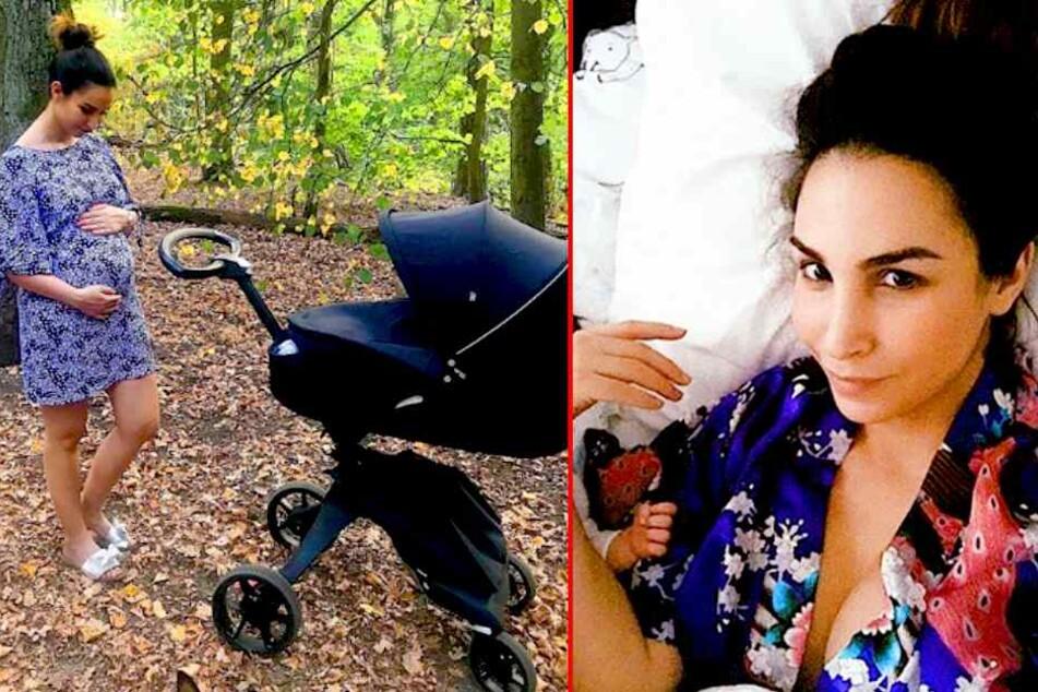 Stark! Ex-GZSZ-Star Sila Sahin steht zu ihrem After-Baby-Bäuchlein