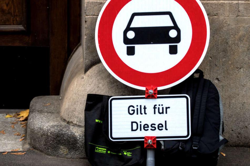 Diesel-Verbot in Berlin auch auf diesen Straßen?