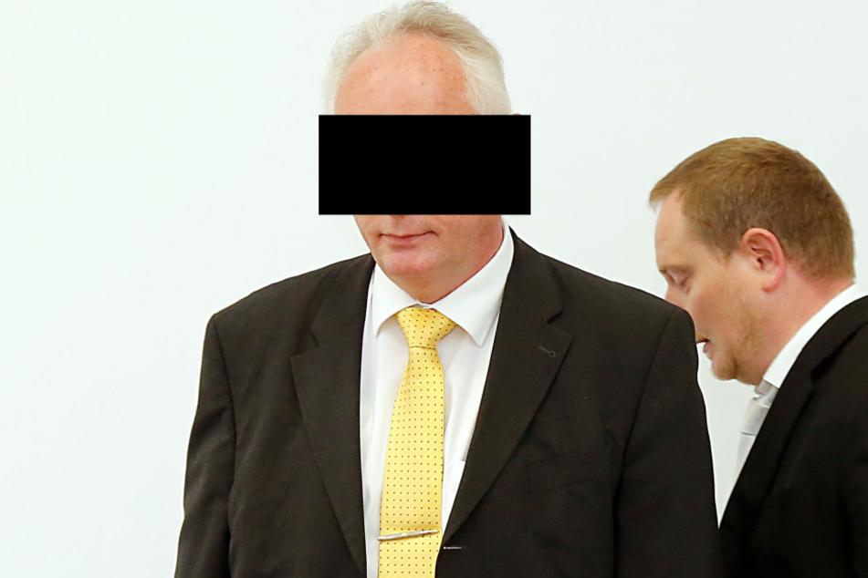 Jürgen K. (48) drohen mindestens vier Jahre Haft.