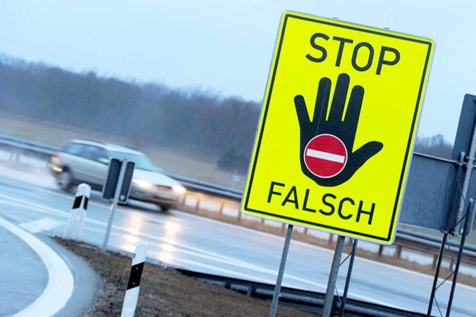 Die Polizei wies in diesem Zusammenhang nochmal ausdrücklich daraufhin, dass das Wenden und Rückwärtsfahren verboten sind. (Symbolbild)