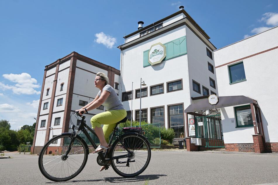 Am Kappelbach nach Hause radeln: Die ehemalige Brauerei könnte mit der Umnutzung als Wohngebiet zum Zugpferd für die Umgestaltung des Stadtteils werden.