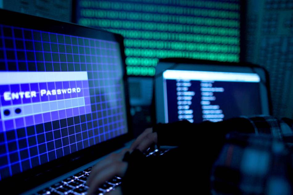 Hacker haben offenbar die Messe Stuttgart angegriffen. (Symbolbild)
