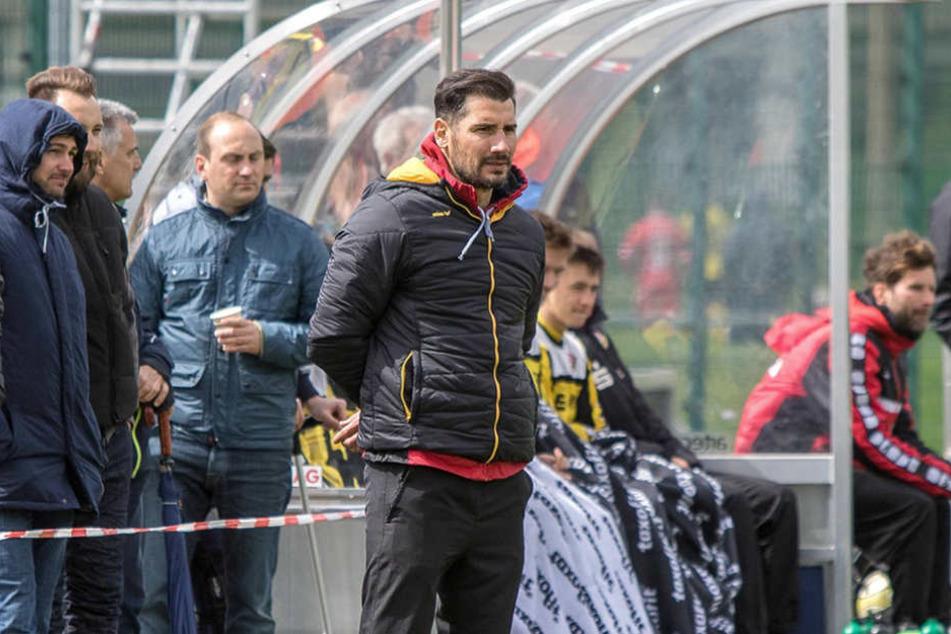 Der Trainervertrag von Cristian Fiel ist um drei weitere Jahre verlängert worden.