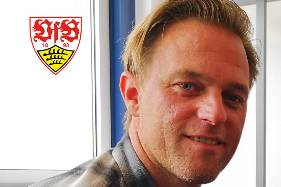 TAG24-Interview: VfB-Legende Hildebrand spricht über Präsident Dietrich und Veganismus