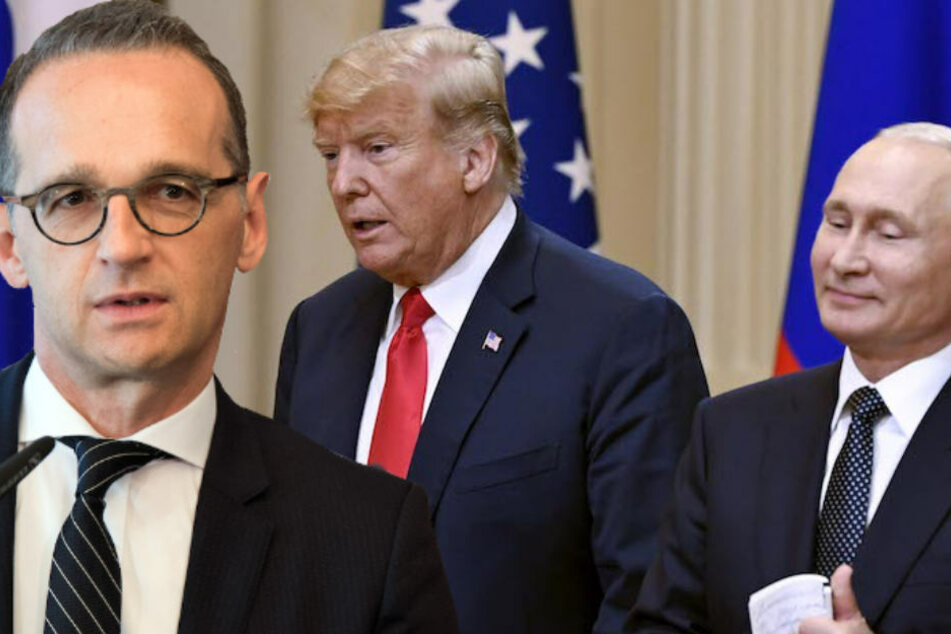 """Bundesaußenminister Heiko Maas (52, SPD) empfindet Trumps Ankündigung als """"bedauerlich""""."""