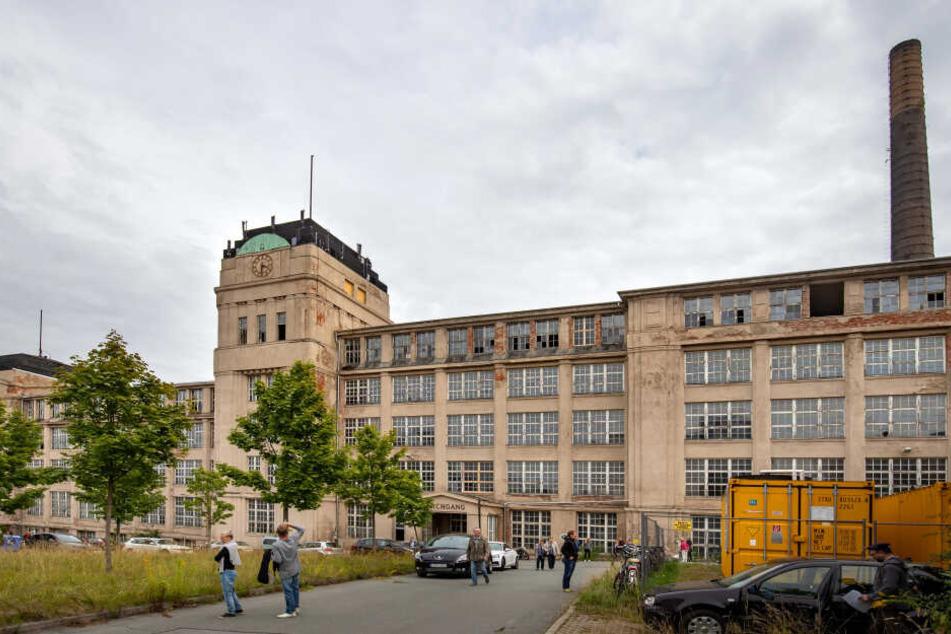 Auch die Wanderer-Fabrik soll ein Teil der Kulturhauptstadt 2025 werden.