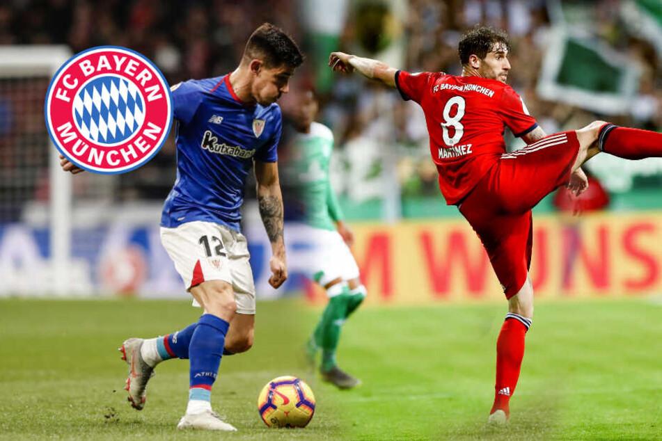 FC Bayern: Ersatz für Niklas Süle? Gerüchte um spekakulären Spielertausch!