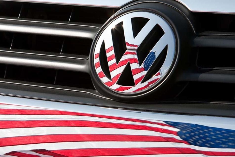Abgas-Skandal: VW-Manager zu harter Strafe verurteilt