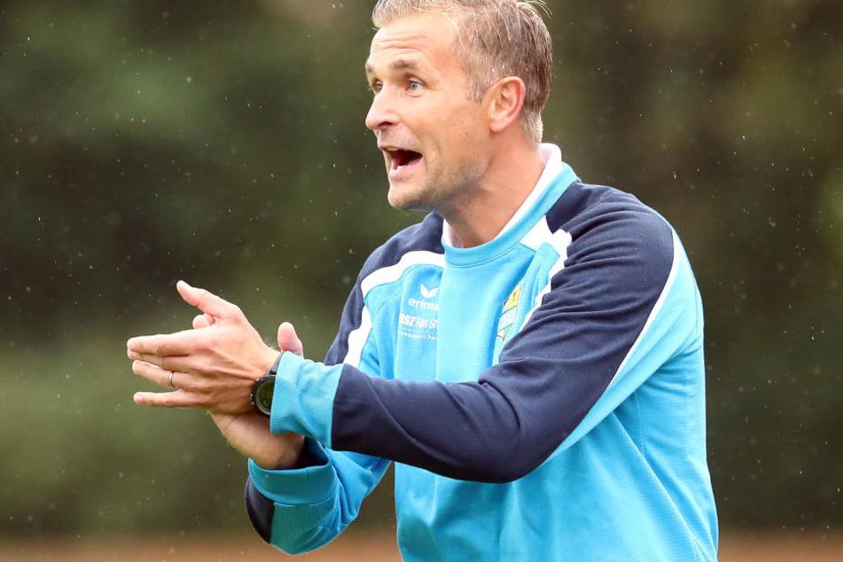 CFC-Trainer David Bergner bleibt trotz zwölf Siegen am Stück kritisch. Er weiß, es gibt noch viel zu verbessern.